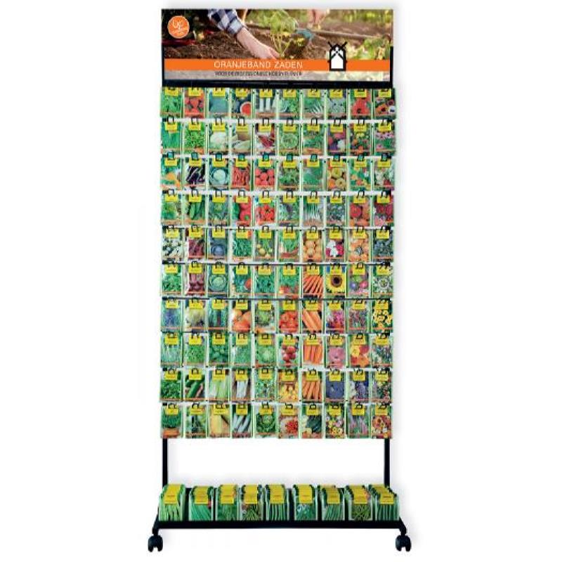 Display ledig HT/OBZ Seeds 10x10 pos.metaal 40x95x175(1)