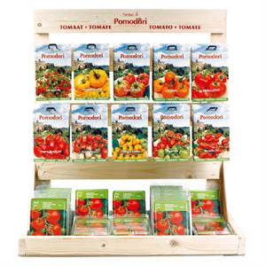 Inlading Buzzy® Display Pomodori collection (1)