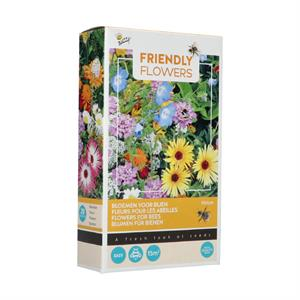 Buzzy® Friendly Flowers Bijen Laag 15m² (16)