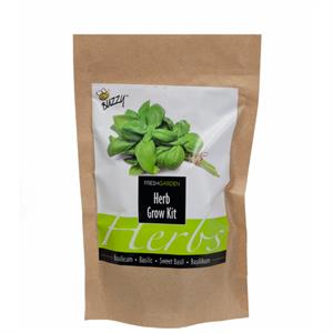 Buzzy® Fresh Garden Grow Bag Basilicum (8)
