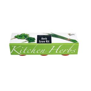 Buzzy® Fresh Garden 3 Pots Grow Kit Kruiden (12)