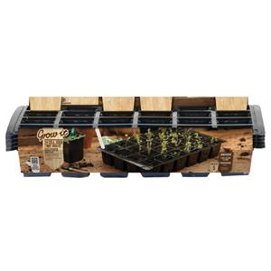 Grow-it  24 Vaks Zaai tray  37x23   5st. (30) 085.30